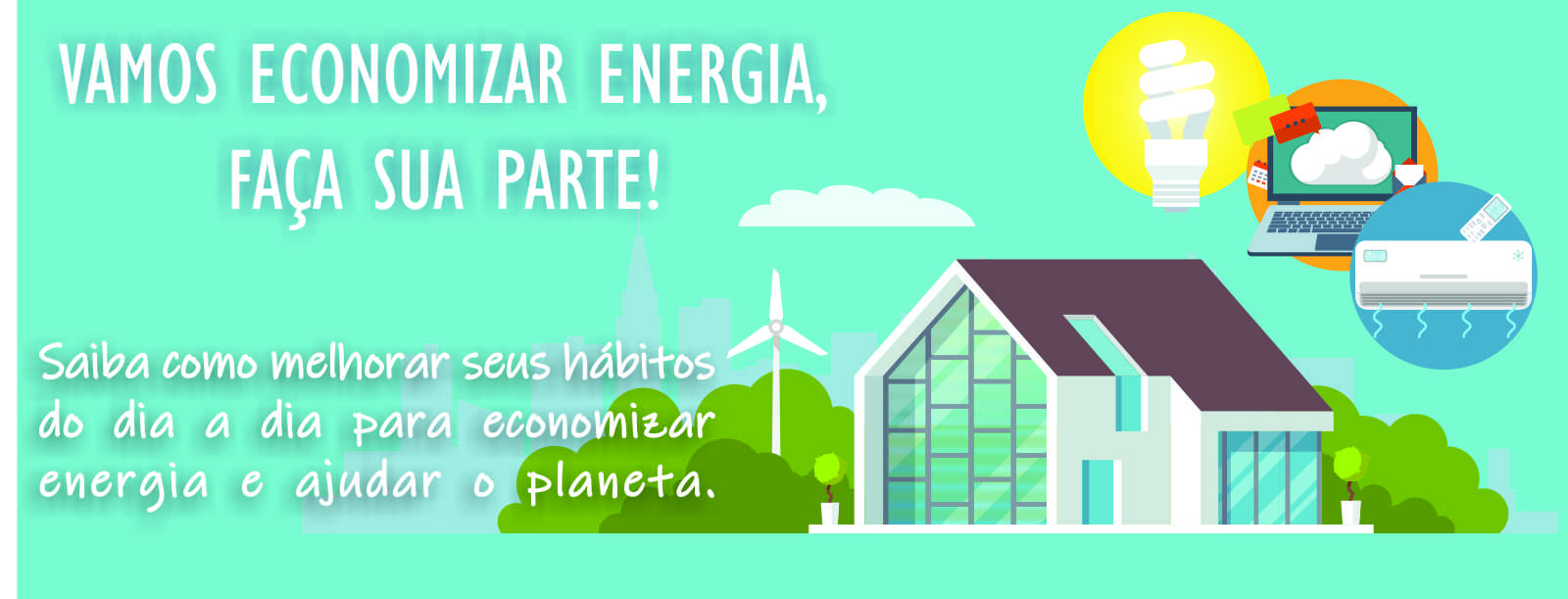 Vamos Economizar Energia