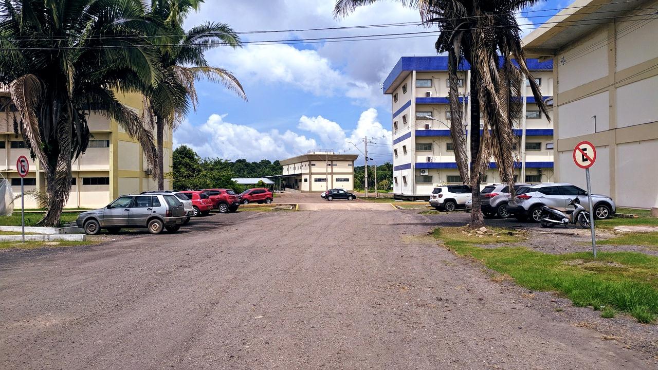 Melhoria no Estacionamento da Unidade III - Campus Marabá